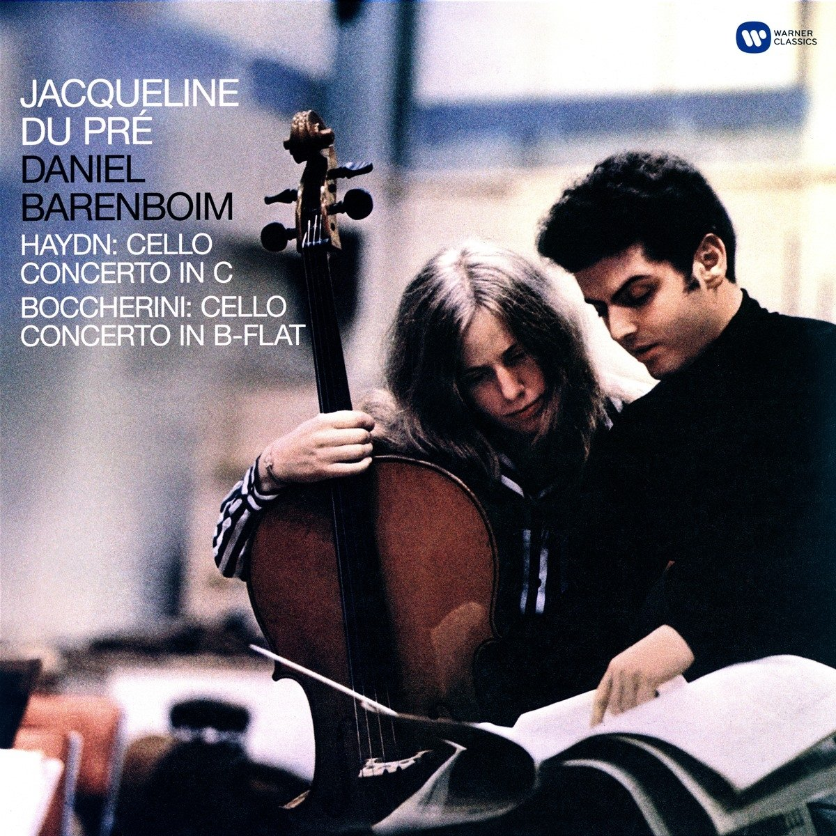 Vinilo : Du Pre, Jacqueline - Haydn: Cello Concerto In C / Boccherini: Cello Concerto (LP Vinyl)