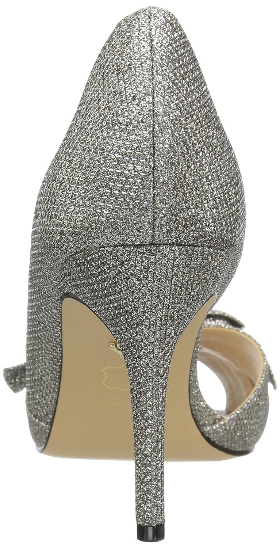 Nina Women's Forbes2 Dress B06XVJQ5FB 9 M Steel US|Yf- Steel M f3d9a6