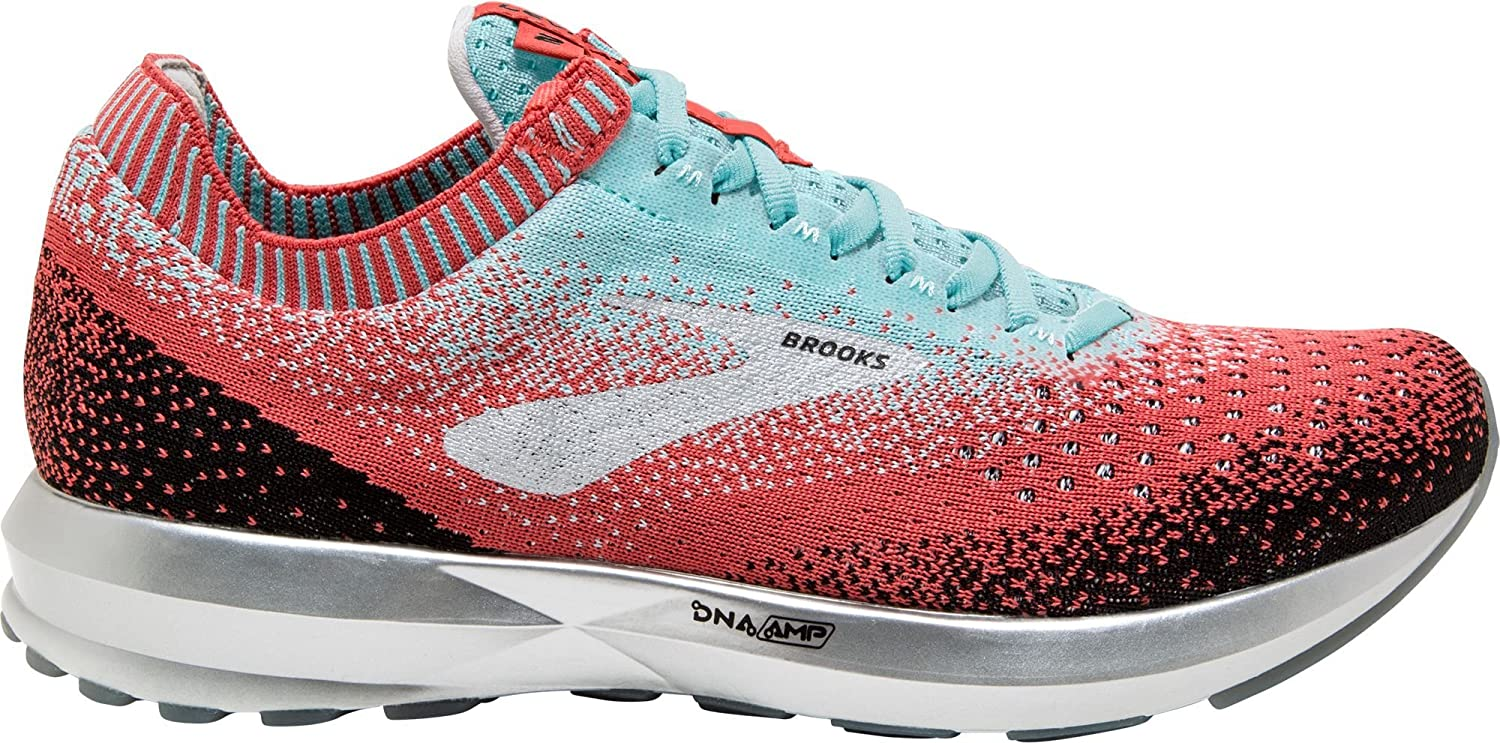 Brooks Women's Levitate 2 Running Shoes B077K9M3NR 7.5 M US|Coral