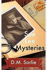 Sue Lee Mysteries-Box Set: Volume 1,2,3,4 Kindle Edition