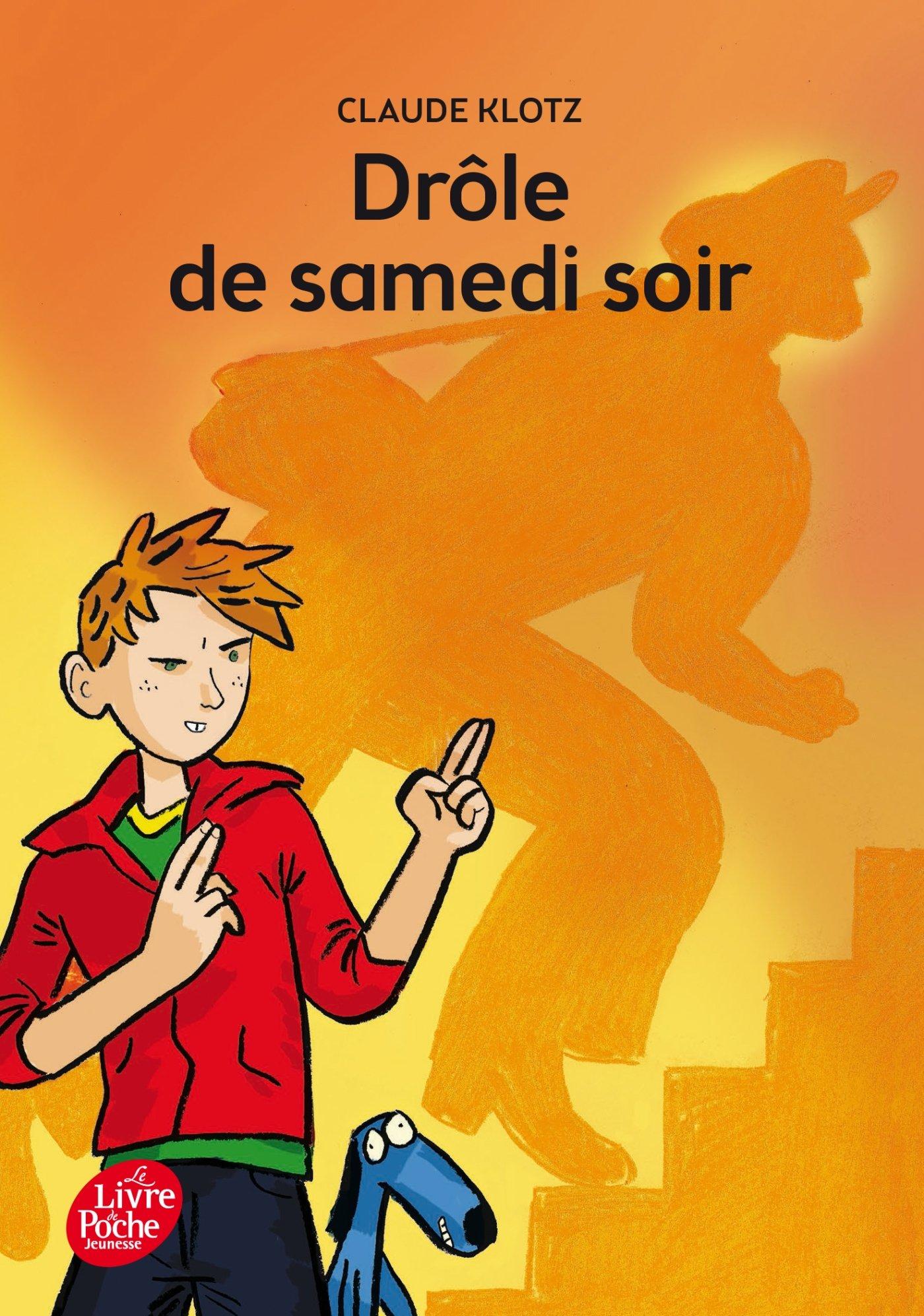 Amazon Drole De Samedi Soir Klotz Claude Children S Books