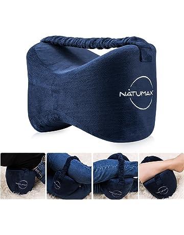 natumax rodilla almohada, presión alivio del dolor para duermen de lado, lesiones de espalda