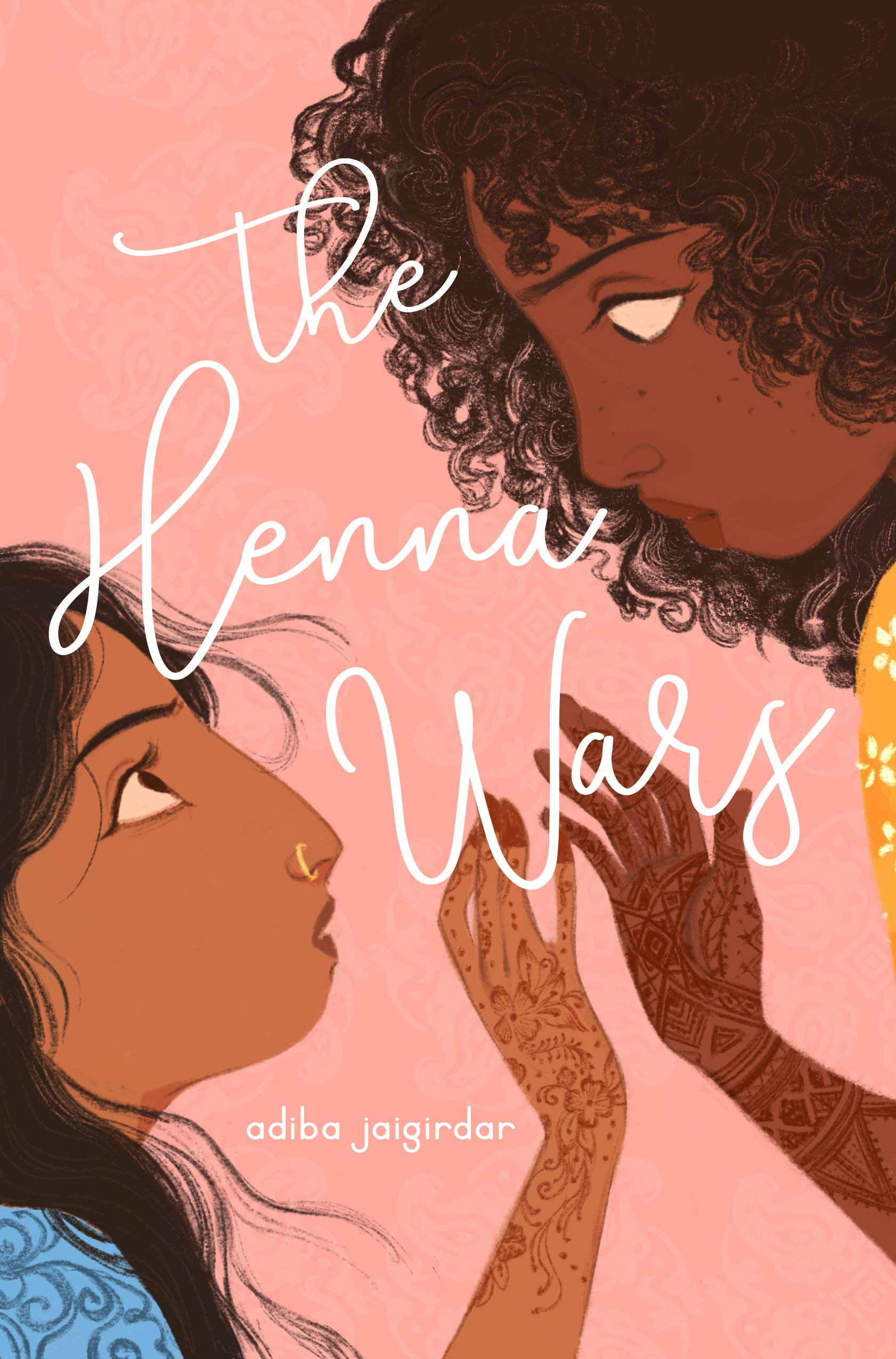 Amazon.com: The Henna Wars (9781624149689): Jaigirdar, Adiba: Books