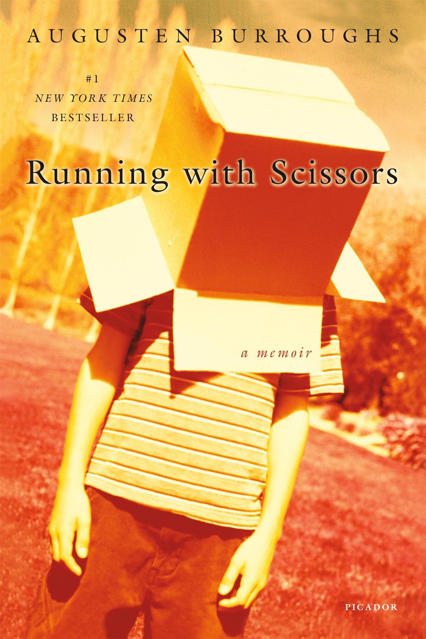 A Memoir Running with Scissors