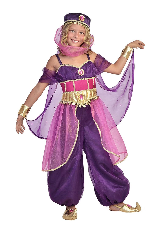 Cesar - F447-003 - Disguise Principessa Jasmine - 8 10 anni