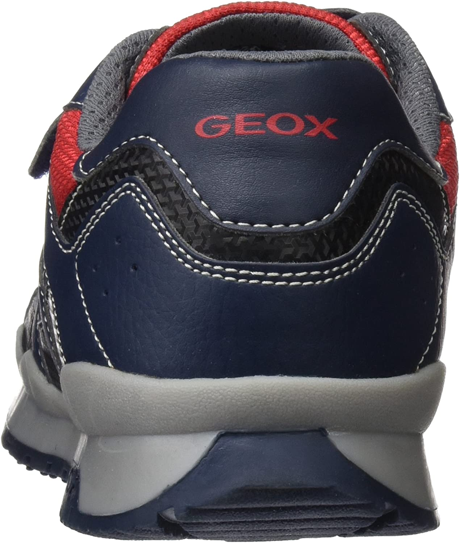 sobrina alumno Orden alfabetico  Geox Kids Pavel 17 Sneaker Boys Shoes