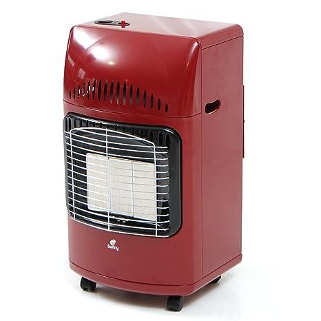 Sunny - Estufa de infrarrojos con gas metano (4200 W, S38), color