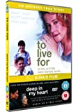 To Live For (Deep In My Heart BONUS) [DVD]
