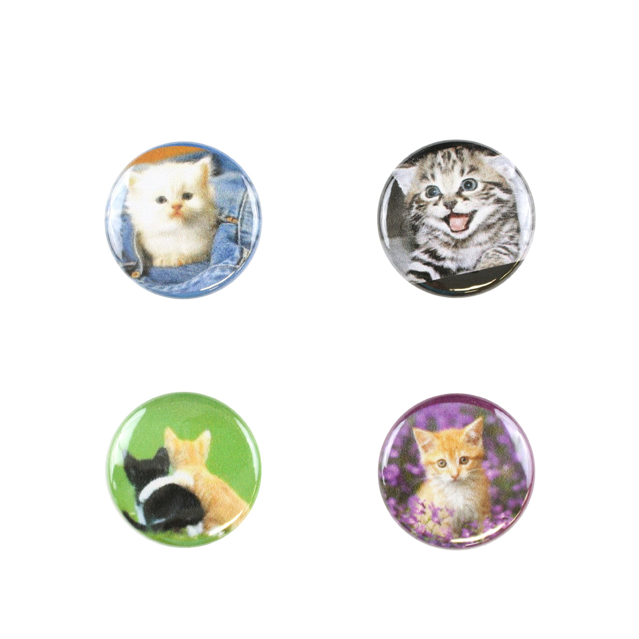 Il Bere Wine and Drink Charms Animal Collection, Kittys