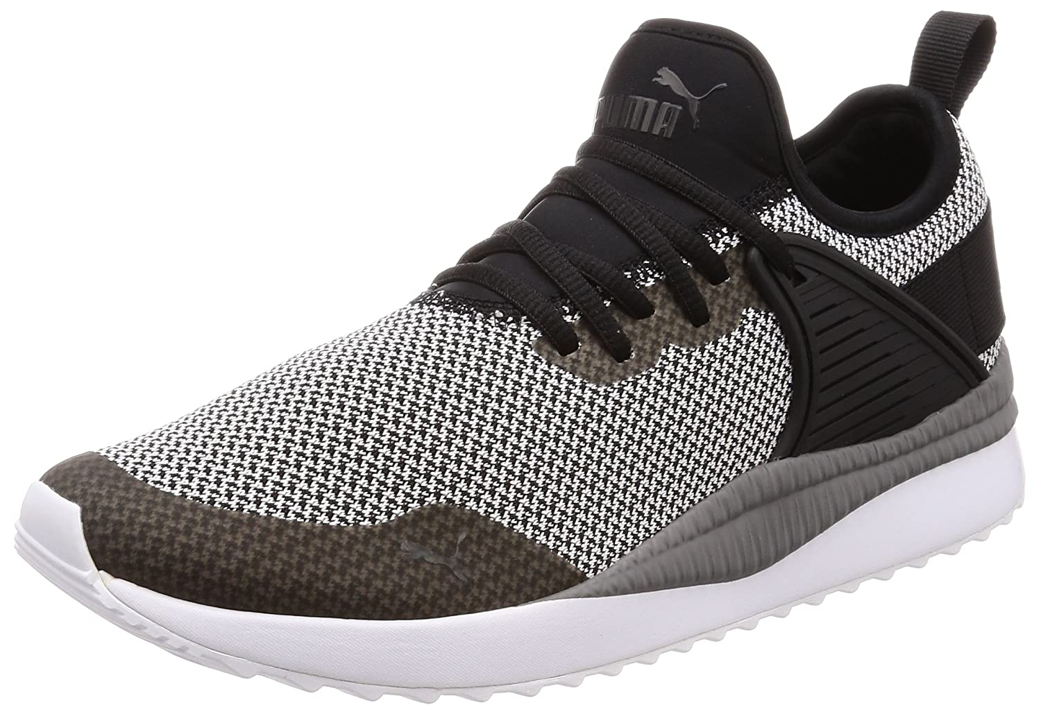 Pacer Next Cage Gk Black Sneakers-10 UK