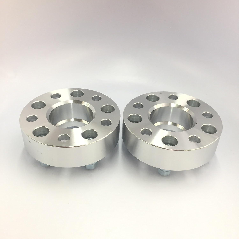 HUBCENTRIC Wheel SPACERS 5x114.3 5X4.5 12X1.5 38MM 1.5 INCH CB 60.1 Lexus Toyota