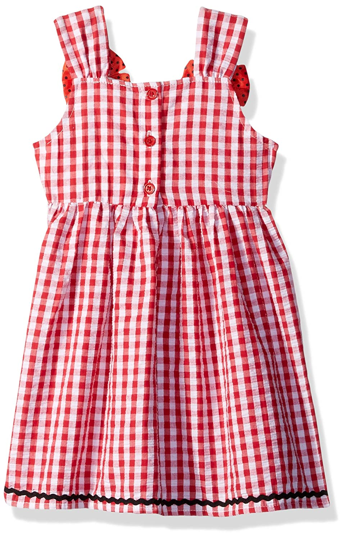 Nannette - Vestido Nannette con ventosa para niña para niña Rojo ...