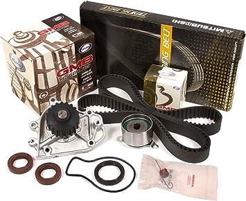 wx Gates Timing Belt Water Pump Kit for 1996-2001 Acura Integra 1.8L L4