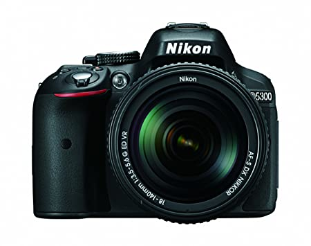 Review Nikon D5300 24.2 MP