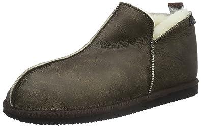 39a133c31cd3 Shepherd Men s Anton Low-Top Slippers  Amazon.co.uk  Shoes   Bags