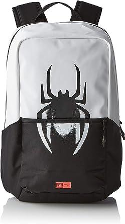 disculpa profundo Decir  Amazon.com: adidas Mochila de entrenamiento para niños Marvel Spiderman:  Clothing