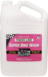 Amazon.com : Finish Line Citrus Degreaser Bicycle Degreaser, 1 ...