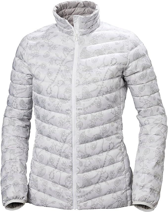 Helly Hansen Down Jacket W Verglas-Aislador Largo Mujer