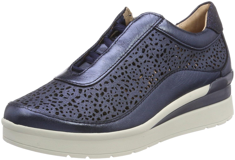 Stonefly Cream 2 bis Goat Lam, Zapatos con Plataforma para Mujer