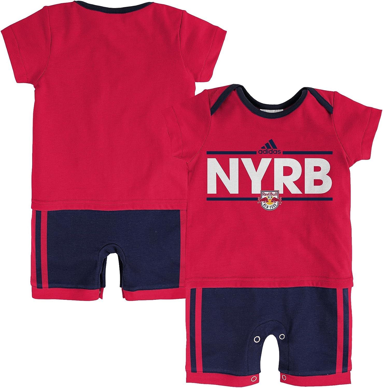 MLS Infant Little Trainer Short Sleeve Romper