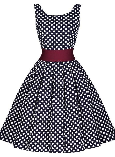 Miusol® - Vestido - para mujer turquesa M