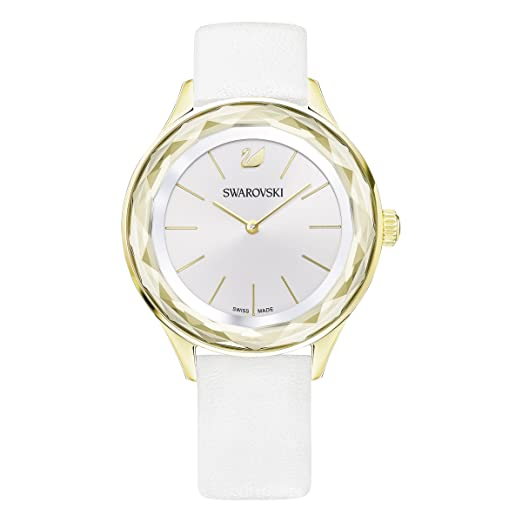 Swarovski Reloj Octea Nova, blanco