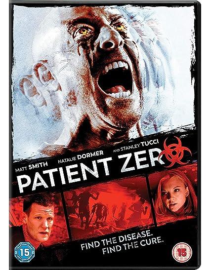 Amazoncom Patient Zero Dvd 2017 Movies Tv