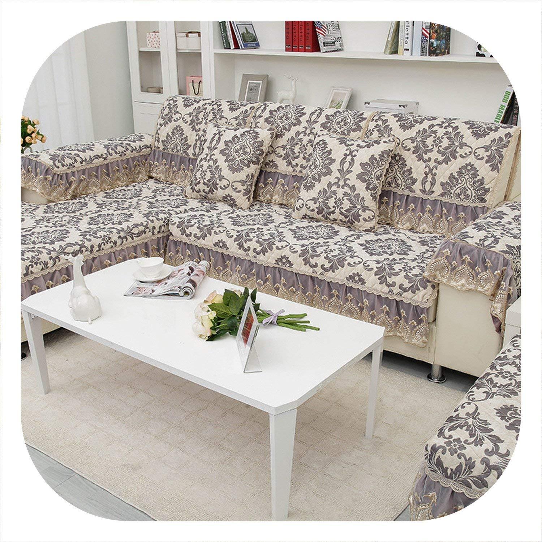 Amazon.com: Peony - Funda de sofá de color rojo para ...