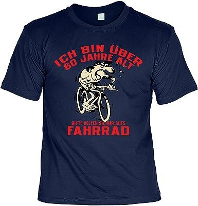 Art Detail Shirt Lustige Sprüche Fun Tshirt Ich Bin über