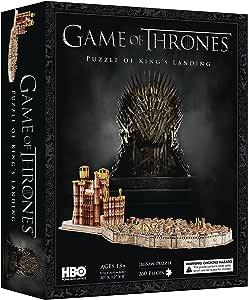 Juego de Tronos 3D Puzzle Königsmund 260 Piezas 76x30x20cm: Amazon.es: Juguetes y juegos