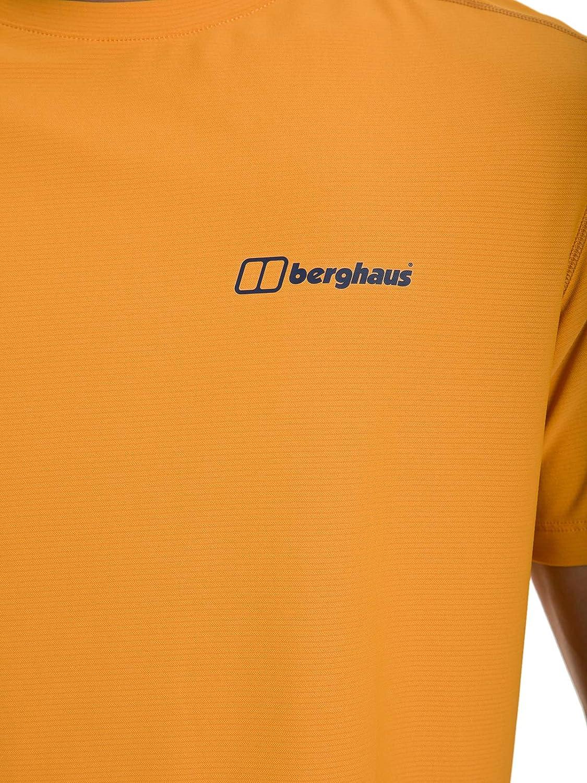 Berghaus Womens 24//7 Short Sleeve Crew Tech T-Shirt