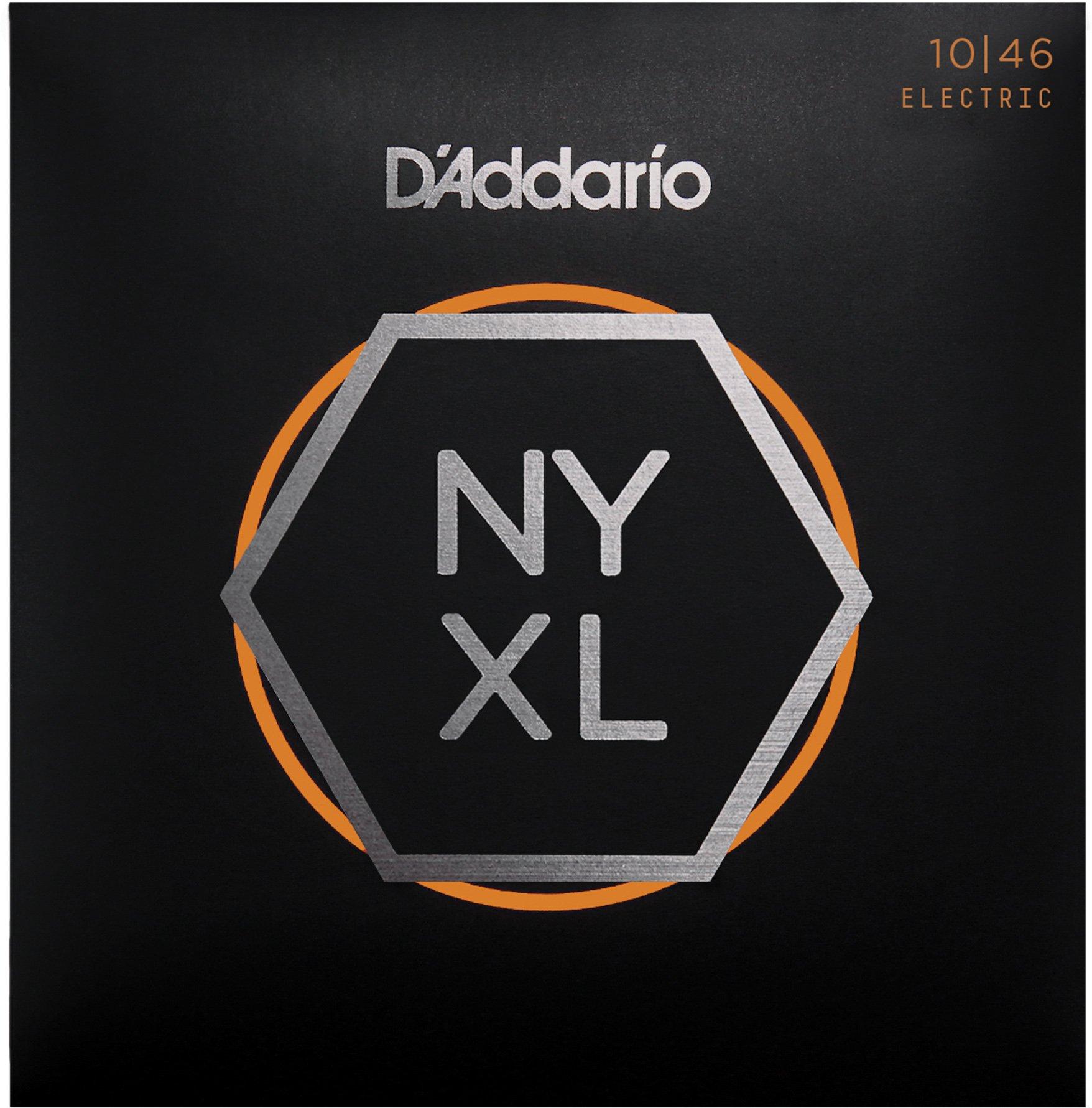 DAddario NYXL1046 - Juego de cuerdas para guitarra eléctrica, 10-46 product
