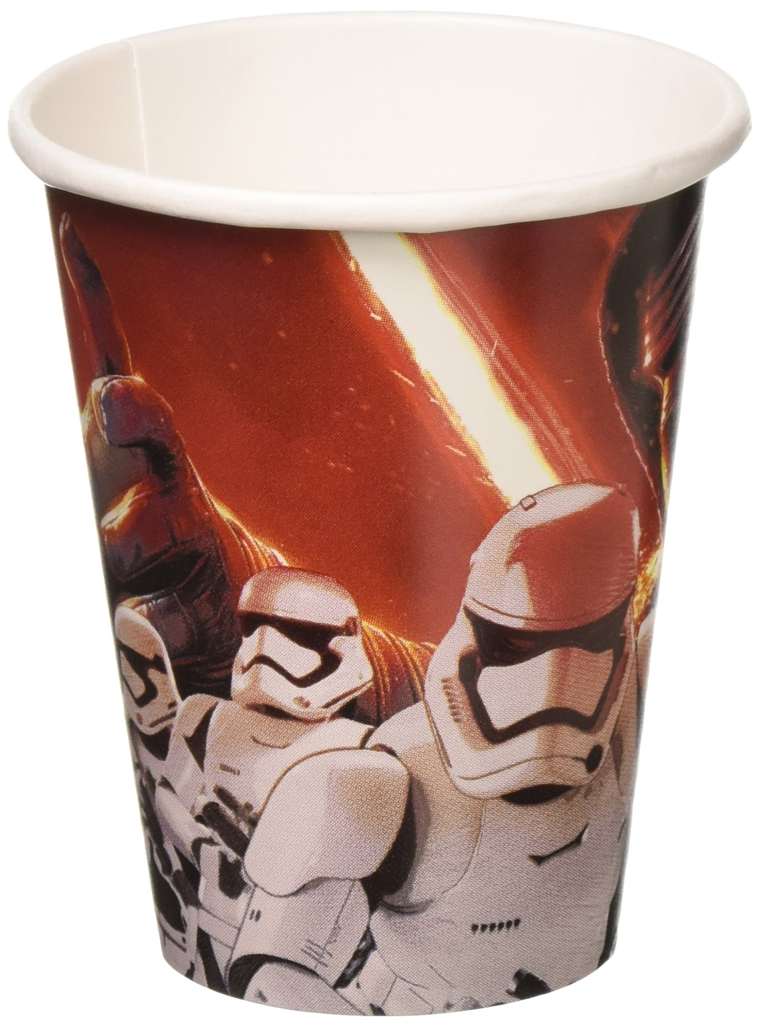 Amscan Star Wars Episode VII Cups, 9 oz., Party Favor, 48 Ct.
