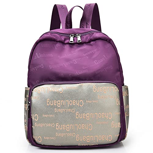 Outreo Mujer Mochilas Escolares Bolsos de Moda Daypack Vintage Backpack Casual Bandolera Escuela Bolso Sport Bag Mochila para Colegio Baratos Bolsas de ...