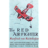 The Red Air Fighter (Illustrated)