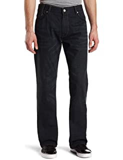 ab174828 Levi's Men's Silver Tab Baggy Jean at Amazon Men's Clothing store: