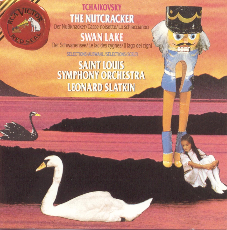 Tchaikovsky: Nutcracker Swan Popular standard Popular products Highlights Lake -