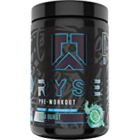 Ryse Blackout Pre-Workout | Ryse Up Supplements | Fuel Your Greatness™ | Energy, Endurance, Focus, Next Level Pump, Beta…