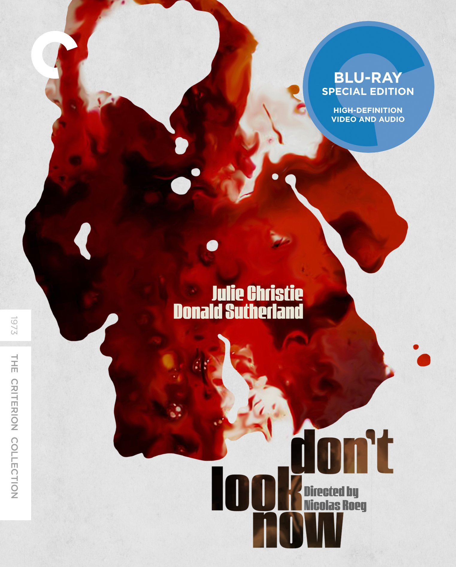 Blu-ray : Don't Look Now (Criterion Collection) (Widescreen)