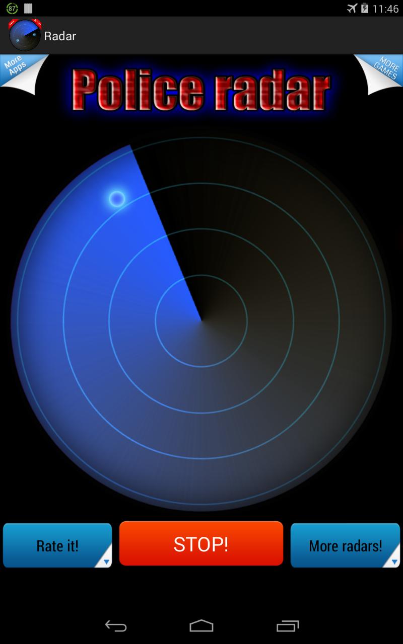 Buy police radar detector app