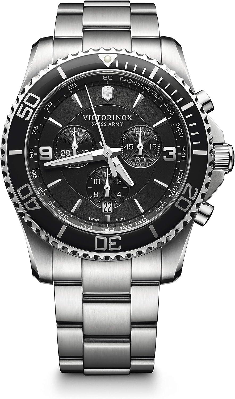 Victorinox Swiss Army Maverick Reloj cronógrafo para Hombre