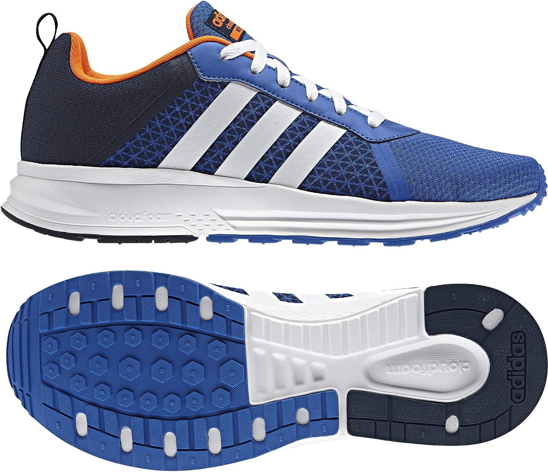 adidas Cloudfoam Mercury Mens Sneaker, Blue – (Blue/Ftwbla/Maruni ...