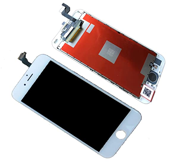 newest collection 72ec8 78851 For Iphone 6s (4.7 inch) (A1633, A1688, A1700) screen replacement LCD  screen digitizer Assembly Touch screen front glass white