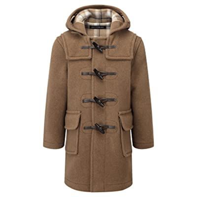 de098b12e Kids Classic Duffle Coat (Toggle Coat) in Camel [5KvYY1005020] - $31.99
