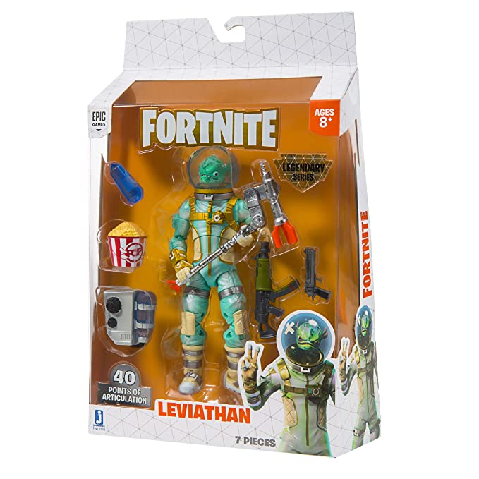 Fortnite FNT0128 Leviathan Legendary Series - Figura Decorativa