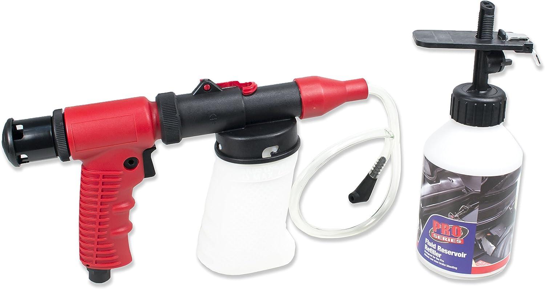 One Man Brake Bleeding System Tool Guy Republic TGR Brake Bleeding Kit Auto Reservoir Refiller