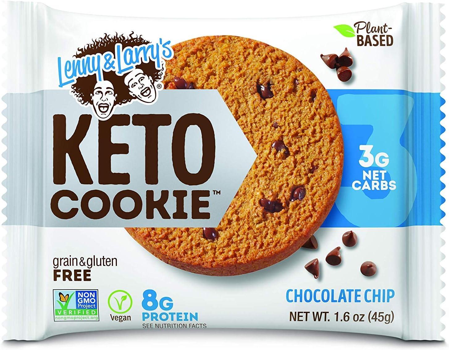 lenny și pierderea de greutate cookie a lui larry)