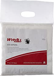 Wypall High Absorbent Reusable Wiping Cloth , 70 x 10 x 10 Inches,X70,60011 by Kimberly-Clark