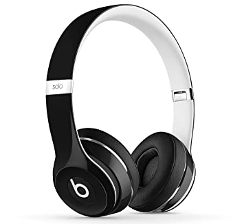 1563ef5bc93 Image Unavailable. Image not available for. Colour: Beats Solo2 On-Ear  Headphones ...