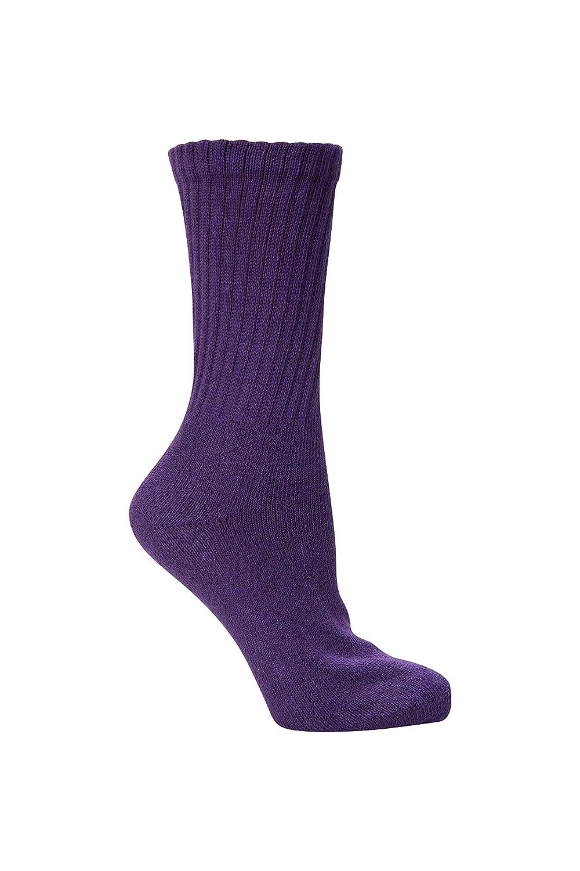 para pasear y Senderismo 3 Pares de Calcetines con Costuras Mountain Warehouse Calcetines Outdoor Calcetines Largos y de Ajuste Seguro Gran Variedad de Colores